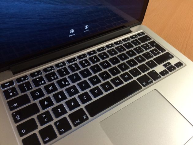 Apple MacBook Pro Retina 13 pulgadas mid 2014