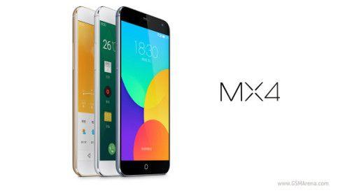 Meizu MX4 anunciado, viene con CPU de 8 núcleos