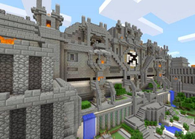 Minecraft para Microsoft