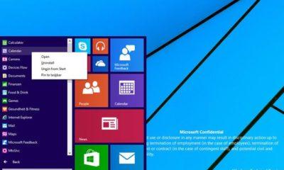 Así funciona el nuevo menú Inicio de Windows 9 61