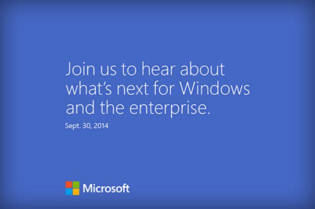 Windows 9, todas sus novedades