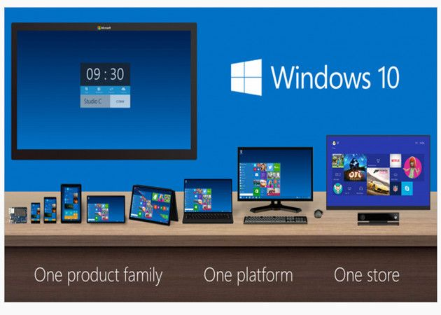 Windows 10 Technical Preview estará disponible hoy mismo