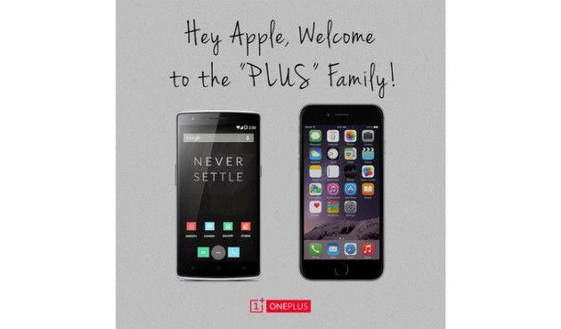 bienvenida al iPhone 6