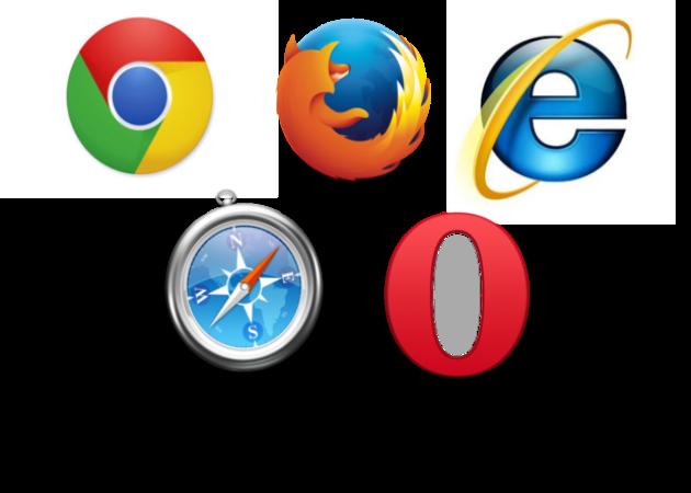 Comparativa entre navegadores, repasamos los cinco líderes del mercado