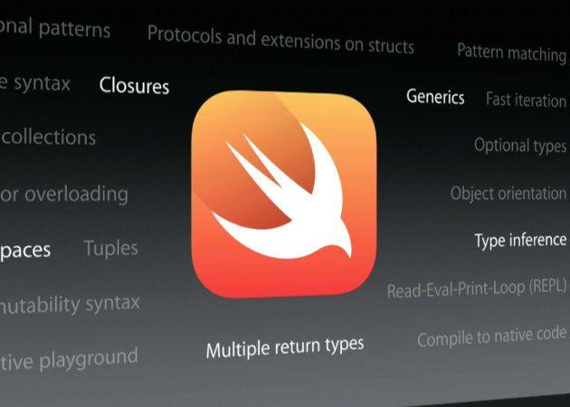 La App Store de Apple ya acepta aplicaciones para iOS hechas con Swift