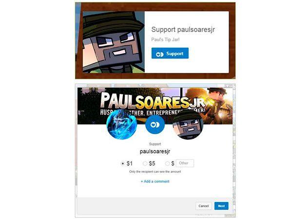 """Pronto podrás apoyar a tus """"youtubers"""" favoritos con donaciones"""