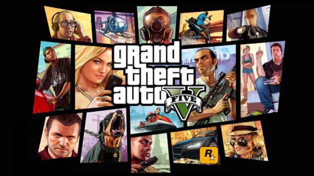 fecha oficial de GTA V para PC, Xbox One y PS4