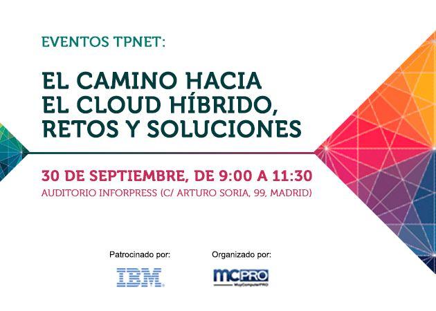 ¿Te interesa un evento sobre cloud computing?