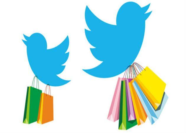 El botón comprar llega a Twitter