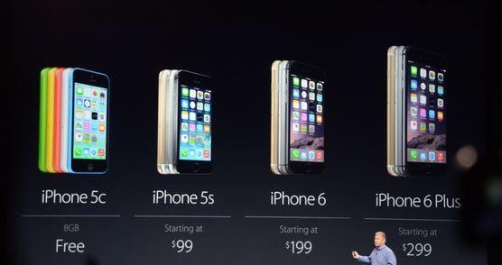keynote precios iphone