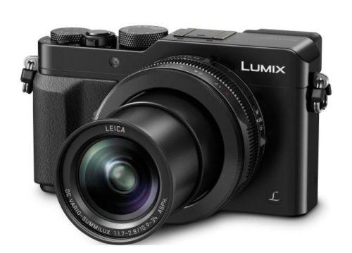 Panasonic Lumix LX-100, compacta con sensor MOS 4/3
