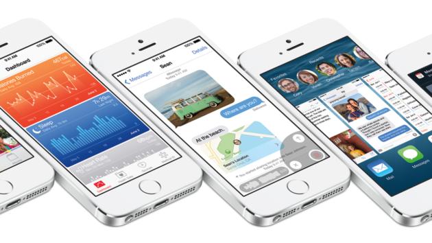 Apple cierra las puertas para restaurar iOS 7 desde iOS 8