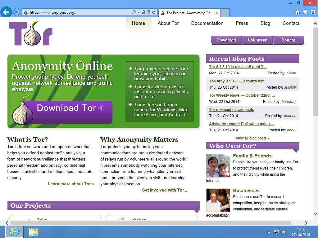 Web de Tor