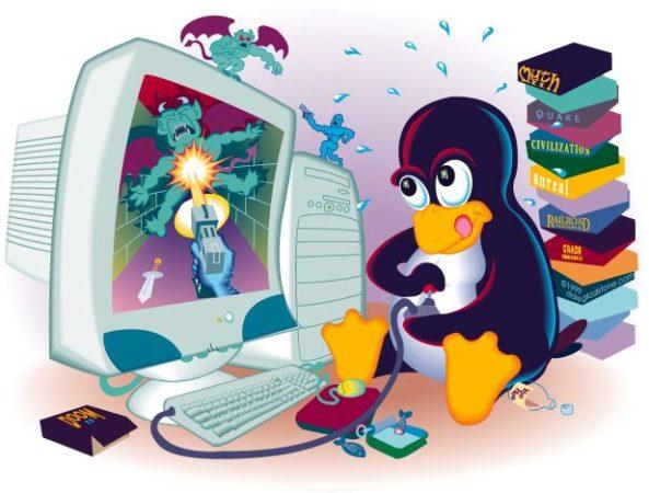 100 juegos para Linux
