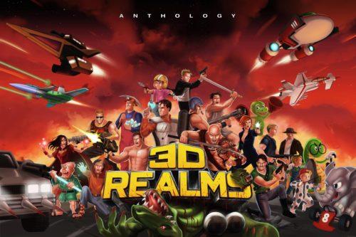 3D Realms Anthology, un pack con 32 clásicos del videojuego