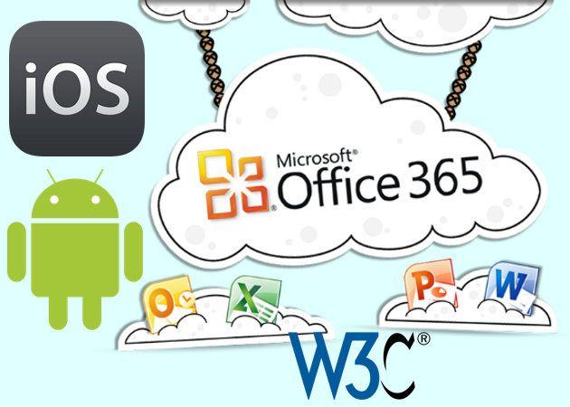 API de Office 365 para iOS, Android y desarrolladores web