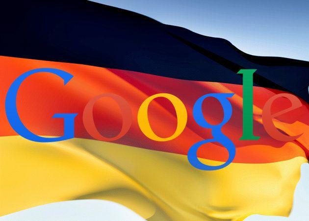 Alemania y Google