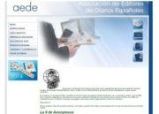 Anonymous hackea la web AEDE por la reforma de LPI