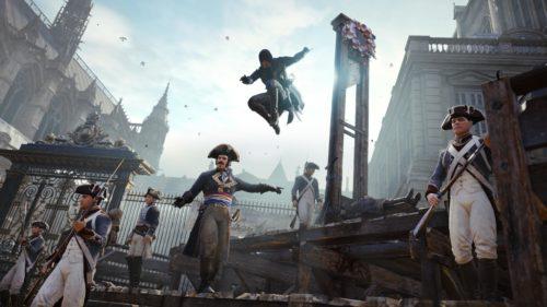 Requisitos de Assassin's Creed Unity para PC, una locura