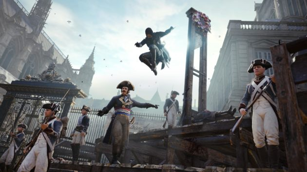 Assassin's Creed Unity para PC