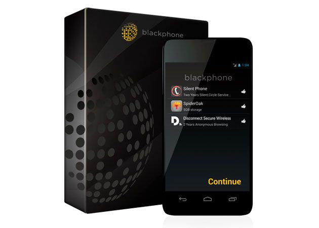 Tablet Blackphone