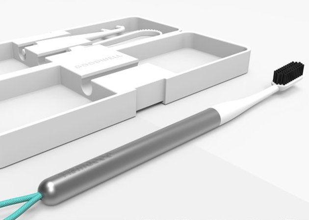 Cepillo de dientes inteligente Open Source