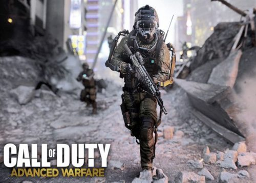 Espectacular tráiler de lanzamiento Call of Duty: Advanced Warfare