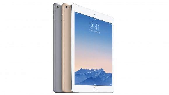 El iPad Air 2 tiene CPU de 3 núcleos y 2 GB de RAM 28
