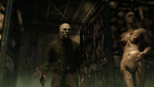 Evil Within en Steam