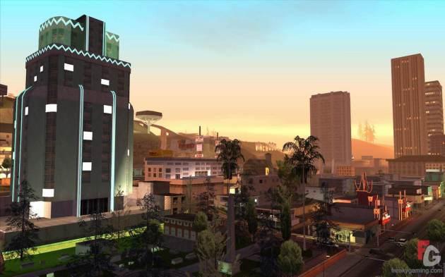 GTA San Andreas llegará a Xbox 360 en una versión mejorada