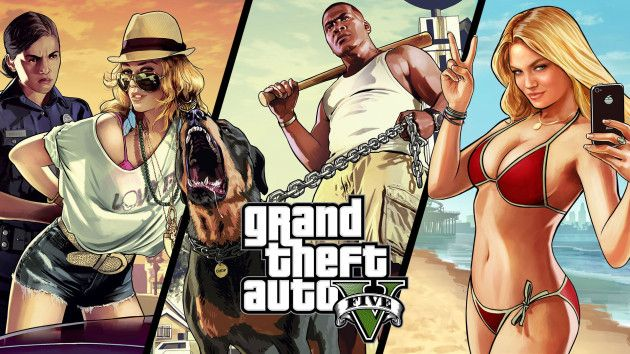 GTA V a 1080p en PlayStation 4