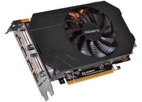 Gigabyte GTX 970 mini-ITX, la más potente de la historia
