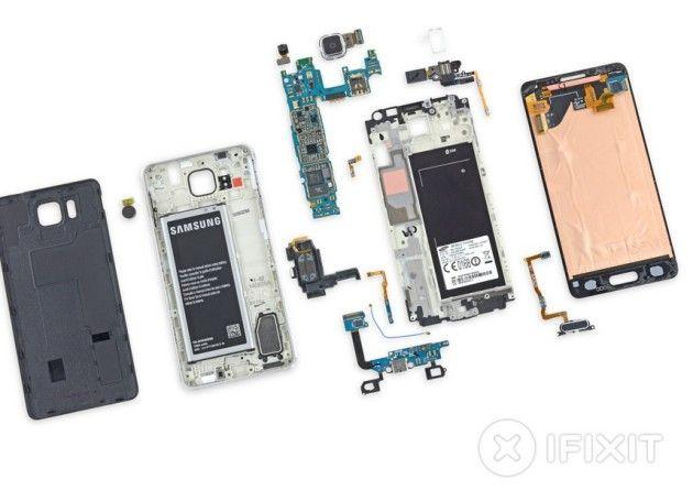 Galaxy Alpha de Samsung