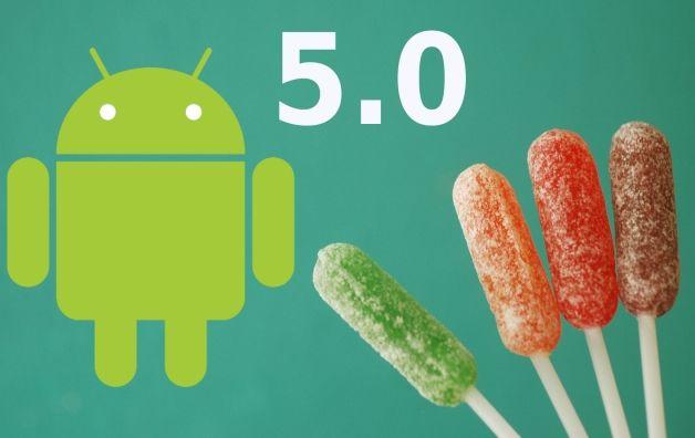 Galaxy que recibirán Android 5.0