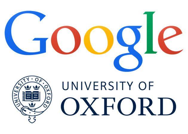Google y la Universidad de Oxford