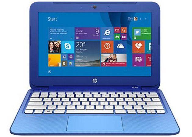 HP Stream 11 a la venta ¿Bye, bye Chromebook?