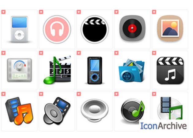 Cinco sitios gratuitos donde descargar iconos