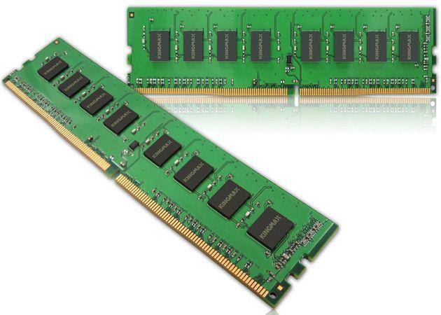Kingmax presenta sus memorias DDR4