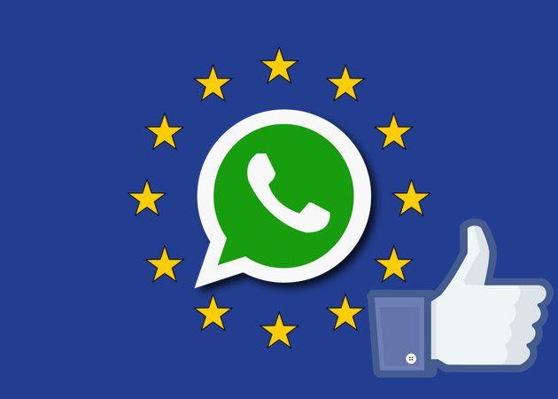 La Unión Europea da el visto bueno a la adquisición de WhatsApp por Facebook