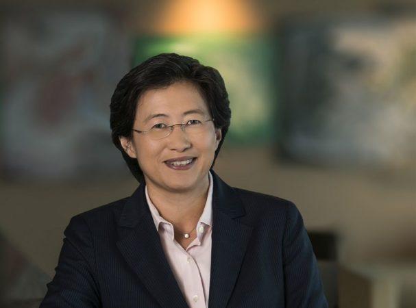 Lisa Su es la nueva CEO