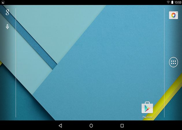 Android Lollipop en Nexus 7: descarga, instalación y primer vistazo