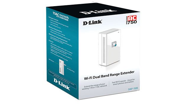 WiFi-DAP-1520-AC750