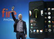 """Amazon sobre su Fire Phone: """"Nos equivocamos con el precio"""""""