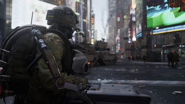 de Call of Duty Advanced Warfare