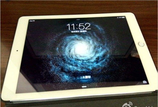 el iPad Air 2