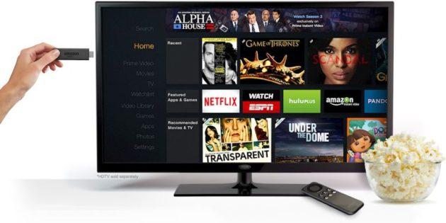 "Amazon Fire TV Stick, el ""Chromecast killer"""