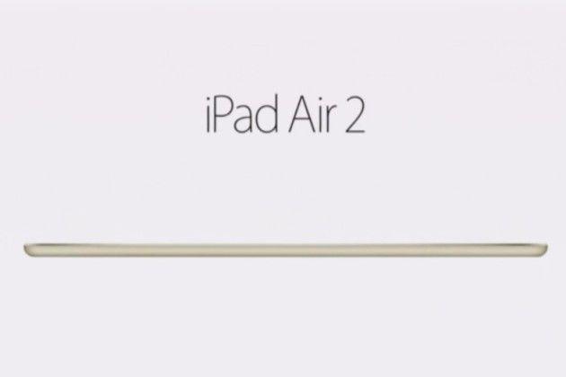 iPad Air 2 de Apple