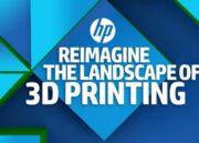 HP anuncia revolución en la impresión 3D y Sprout, un todo en uno innovador