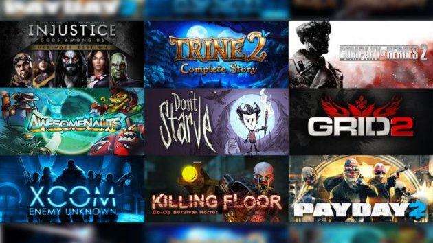 Diez Juegos Gratis En Steam Para Este Fin De Semana