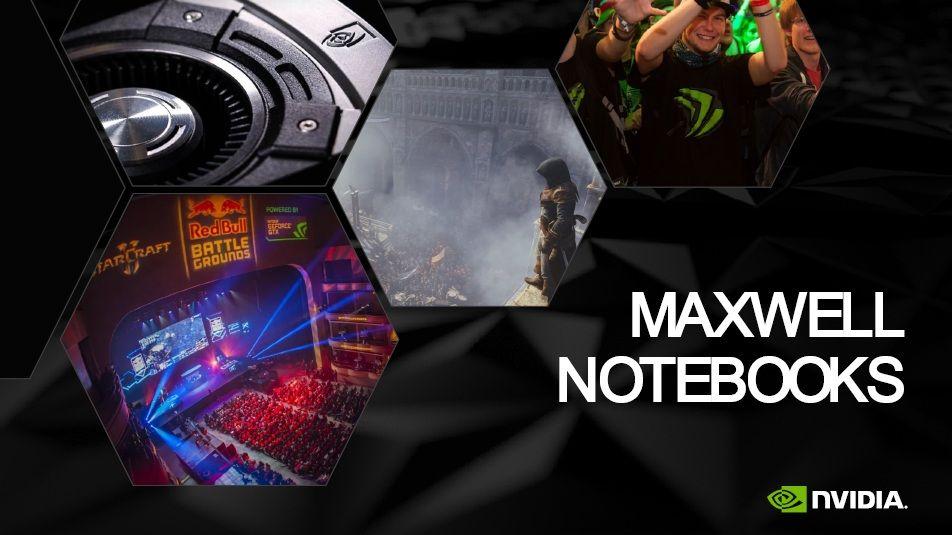 NVIDIA lanza las GTX 970M y GTX 980M